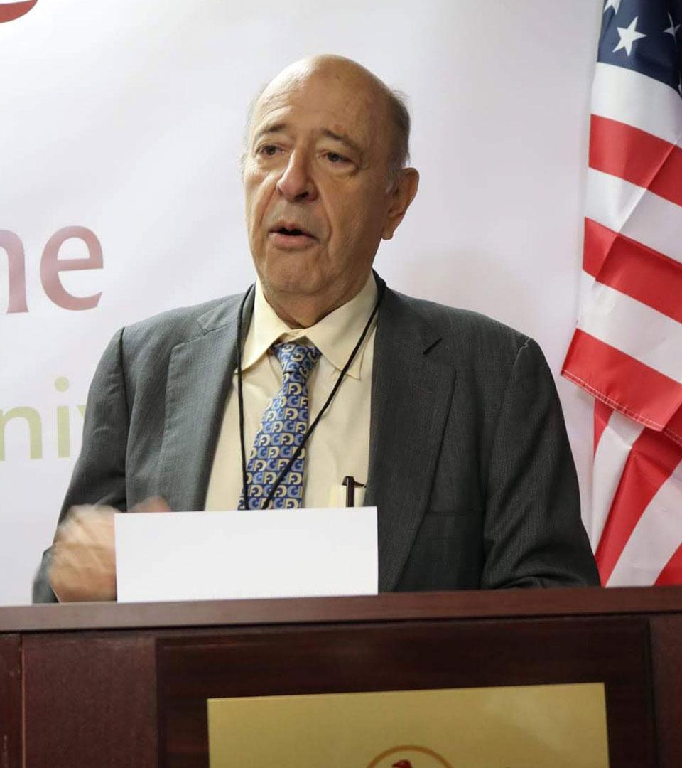 Jorge M. Fernandez de Cueto, PhD